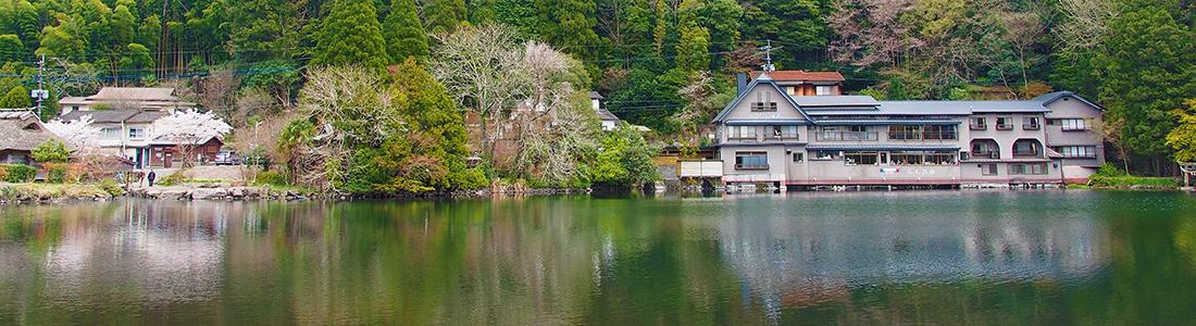 金鏻湖----由布院
