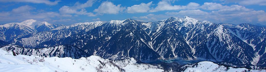 大觀峰----立山黑部