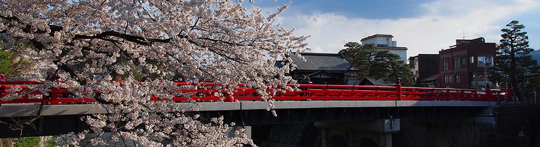 中橋----高山巿